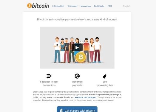 Bitcoin-比特币中文