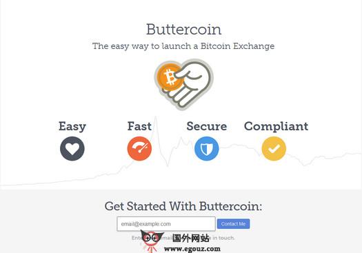 ButterCoin|基于比特币的高效汇款平台