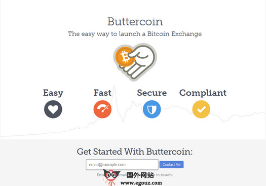 ButterCoin-基于比特币的高效汇款平台