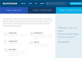 Blockchain-领先的数字资产软件平台