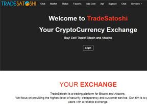 Tradesatoshi-英国Altcoin数字货币交易所