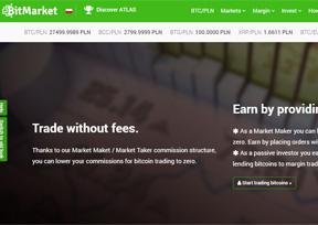 BitMarket-波兰数字货币交易平台