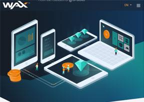 WAX-网络游戏虚拟财产交易项目