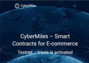 CyberMiles-基于区块链移动电商项目