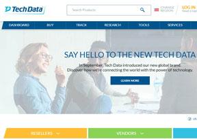 Tech Data公司