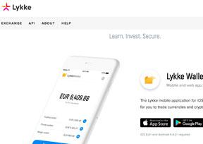 Lykke Exchange-数字资产交易平台
