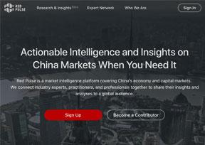 RedPulse-区块链市场研究平台