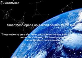 SmartMesh-区块链手机互联网项目