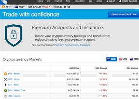 Independent Reserve-数字货币交易平台