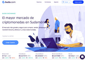 Buda-南美加密货币交易平台