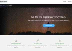 Bitstamp-全球加密货币交易平台