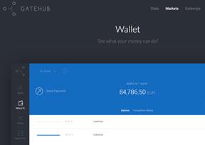 Gatehub-瑞波币资产电子钱包