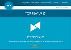 Nxt-未来币加密型虚拟货币
