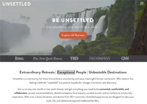 Unsettled-自由职业者宜居城市推荐