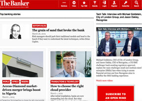 TheBanker-银行家金融杂志