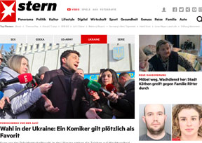 Stern.de-德国明星周刊