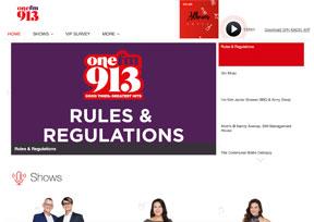 OneFM-新加坡91.3广播电台