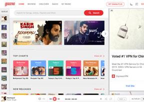 GaaNa-印度在线音乐听歌网