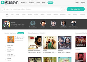 Saavn-在线宝莱坞印度音乐平台